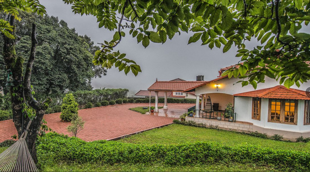 Hill view stay in Madikeri