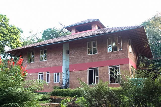 Estate stay in yavakapadi village( chingara)